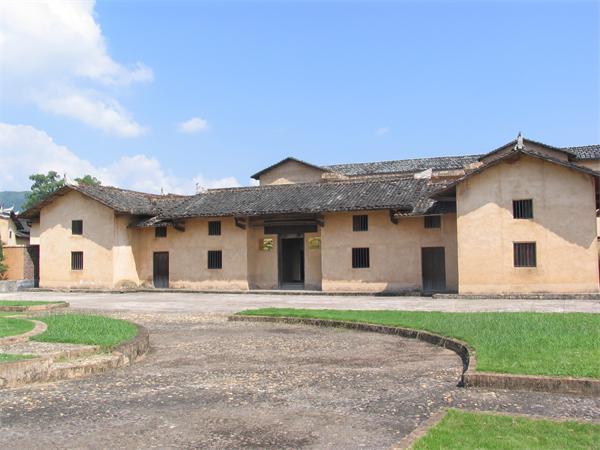 中华苏维埃共和国土地人民委员部旧址