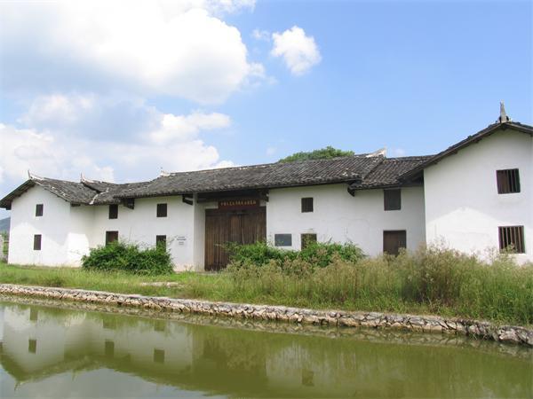 中国工农红军总政治部旧址