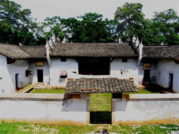 中国共产党中央政治局旧址(下肖)