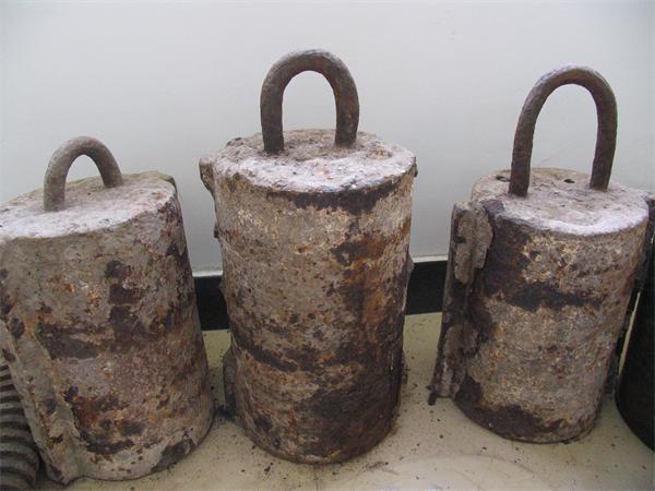 苏区时期造币厂使用过的冲锤